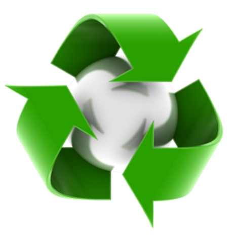 Carper reclamation icon