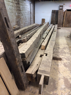 RECLAIMED WOOD | Architectural Flooring Resource