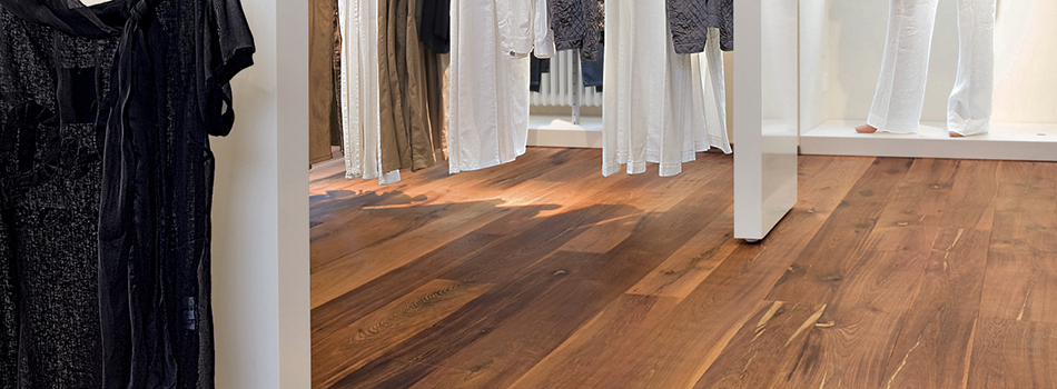 Photo of Retail Flooring